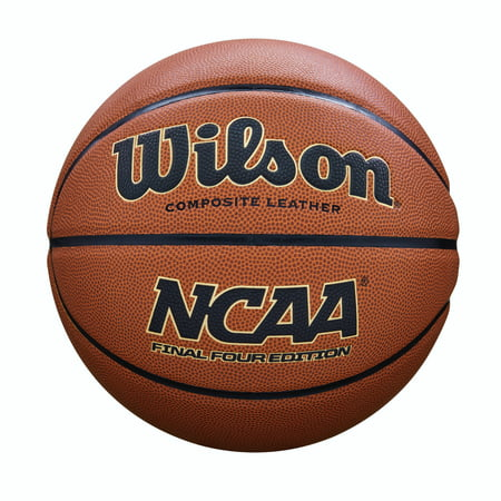Batman Basketball - Wilson NCAA Final Four Edition Basketball, Official Size (29.5