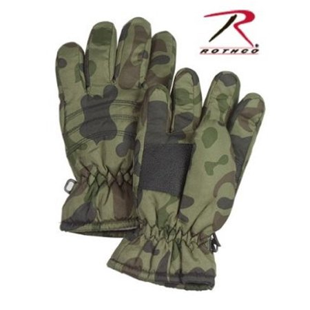 Rothco Kid's Camo Thermoblock Insulated Gloves - Large - image 1 of 1