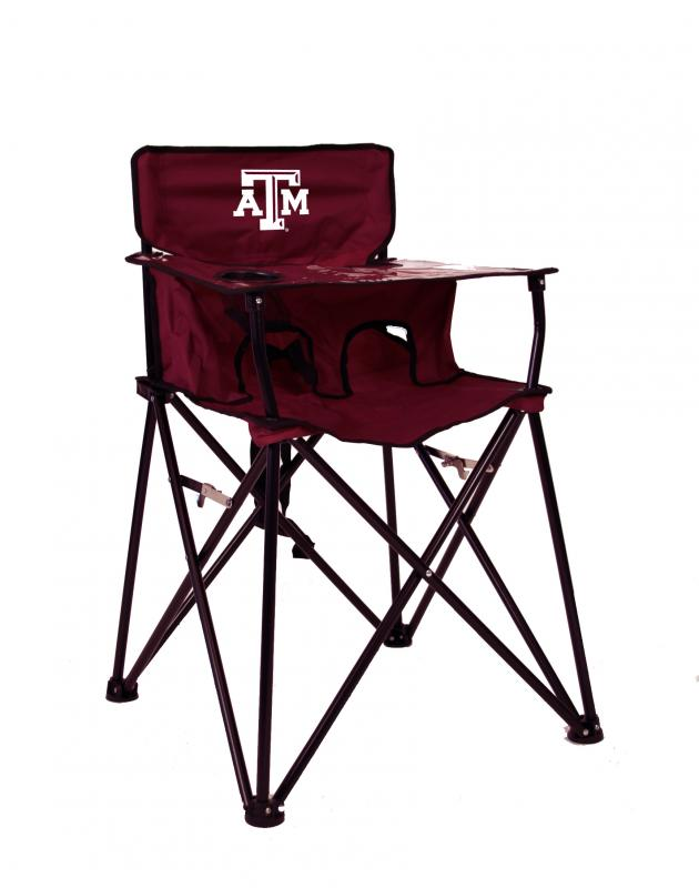 Rivalry Products 11095321 Texas A&m High Chair by Rivalry LLC