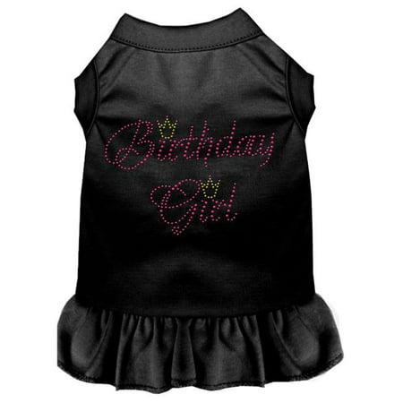 0c2489a70068 Birthday Girl Rhinestone Dress Black 4X (22)