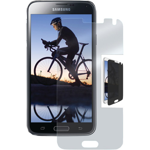 OtterBox Samsung Galaxy S5 Clearly Protected Screen Protector, Privacy