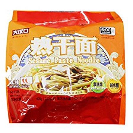 HanKow Style Noodle -Sichuan Flavo (4 small bags inside big bag) - Big Lollipops