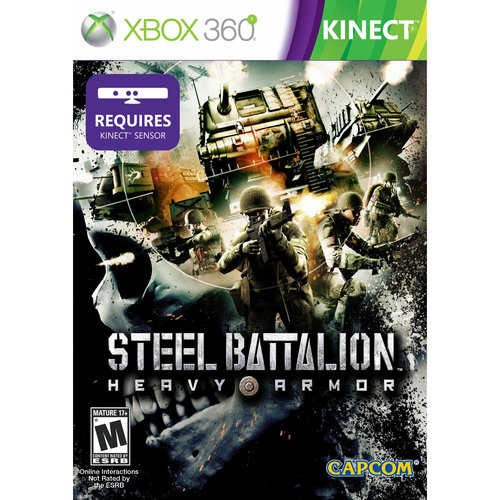 Steel Battalion: Heavy Armor for Kinect (Xbox 360)