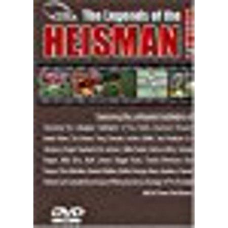 - The Legends of the Heisman Trophy Winners