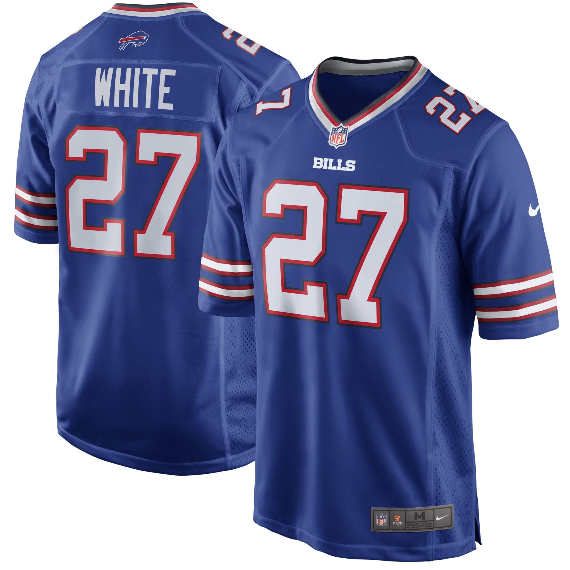 buffalo bills white jersey