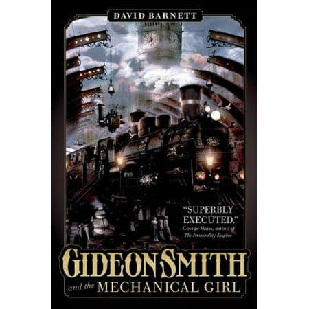 Gideon Smith and the Mechanical Girl - eBook
