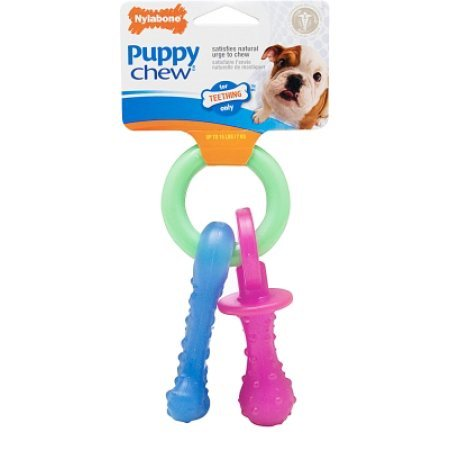 Tfh/Nylabone Just For Puppies Puppy Pacifier Xsm