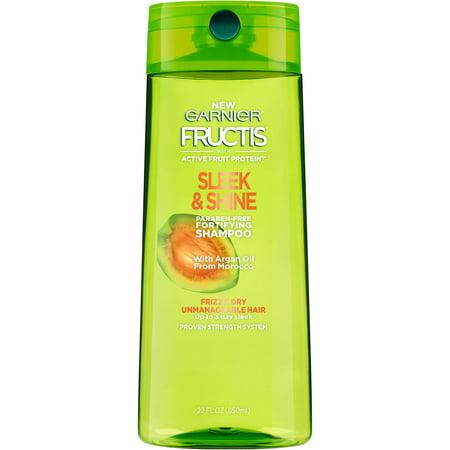 Garnier Fructis Sleek & Shine Shampoo 22 FL OZ