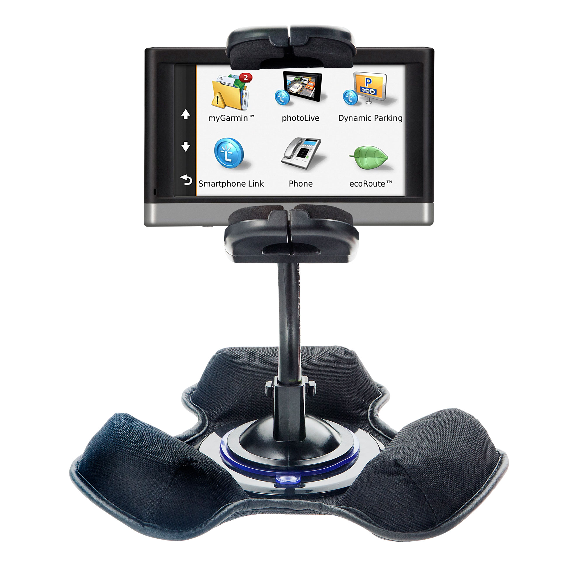 Gomadic Car / Truck Vehicle Holder Mounting System for Ga...