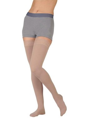 03999c975de97 Product Image 3511 Dynamic (Varin) Soft Open Toe Thigh Highs w/Sili Dot Band -
