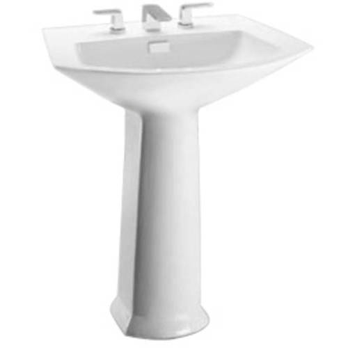 Toto Lavatory Pedestal Only for Toto Soiree Lavatory Basins from the Profile Collection, Available in Various Colors
