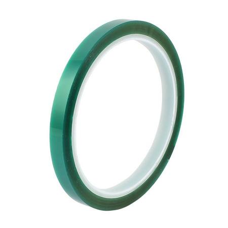 8mm Width 33M Length Green PET High Temperature Heat Resistant PCB Solder