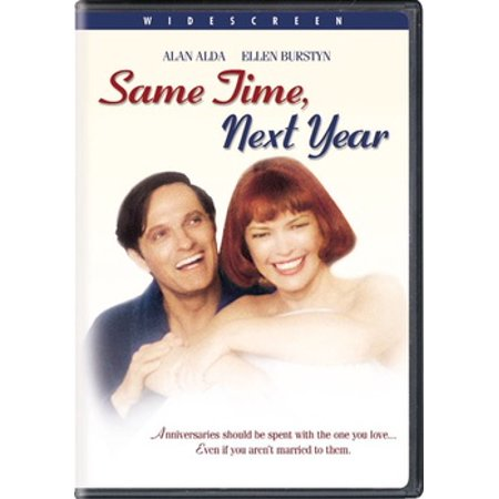 Same Time, Next Year (DVD) (Best Time Of Year For Tv Deals)
