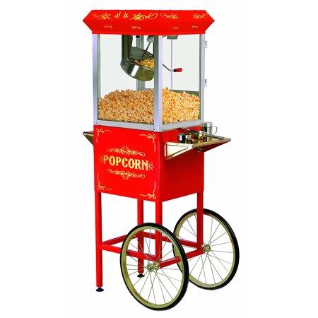 Elite Deluxe Epm 450 4 Ounce Tabletop Popcorn Maker