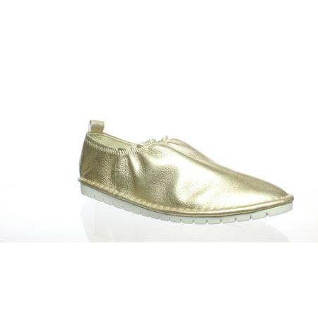 Kelsi Dagger Womens Royceml Platinum Casual Flats Size 8.5