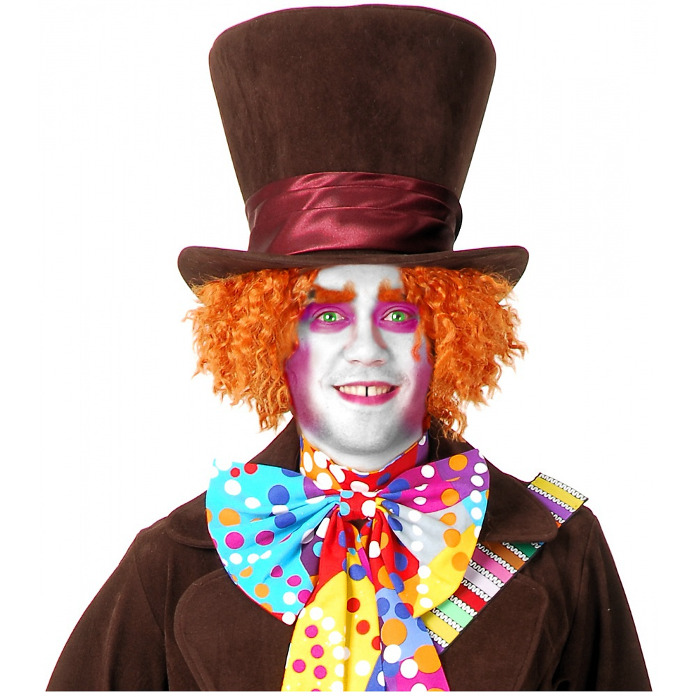 Electric Mad Hatter Hat Adult Costume Accessory