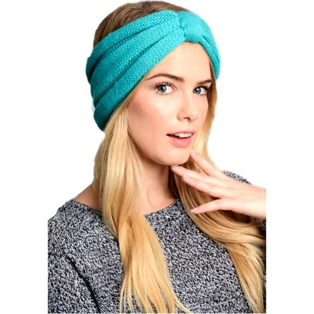 Bow turban crochet headband 19167d0b8ad