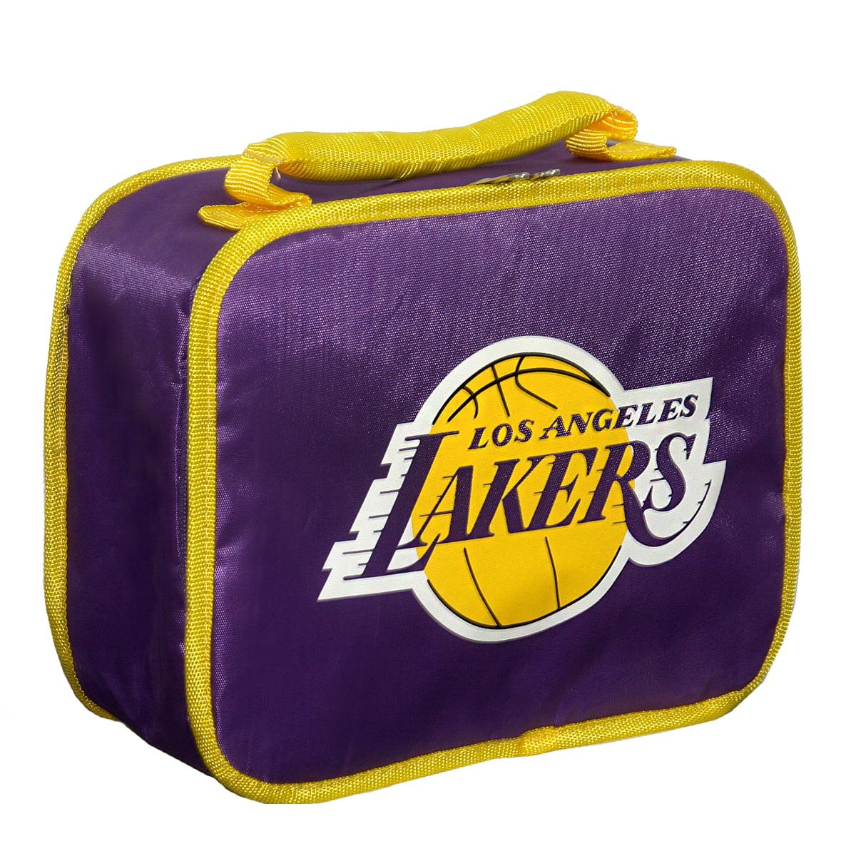 Lunch Break Cooler NBA Yellow - Los Angeles Lakers