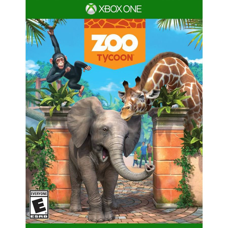 Zoo Tycoon (Xbox One) - Pre-Owned