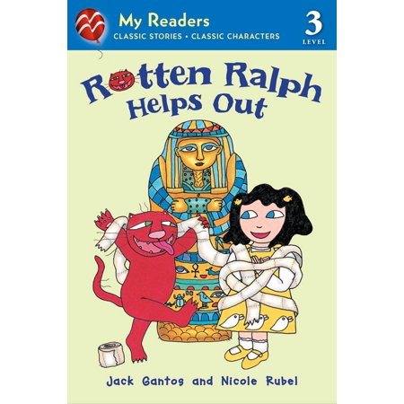 Rotten Ralph Helps Out : My Readers Level 3](100 Floors Halloween Level 8 Help)