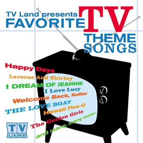TV Land Presents: Favorite TV Theme Songs / Various