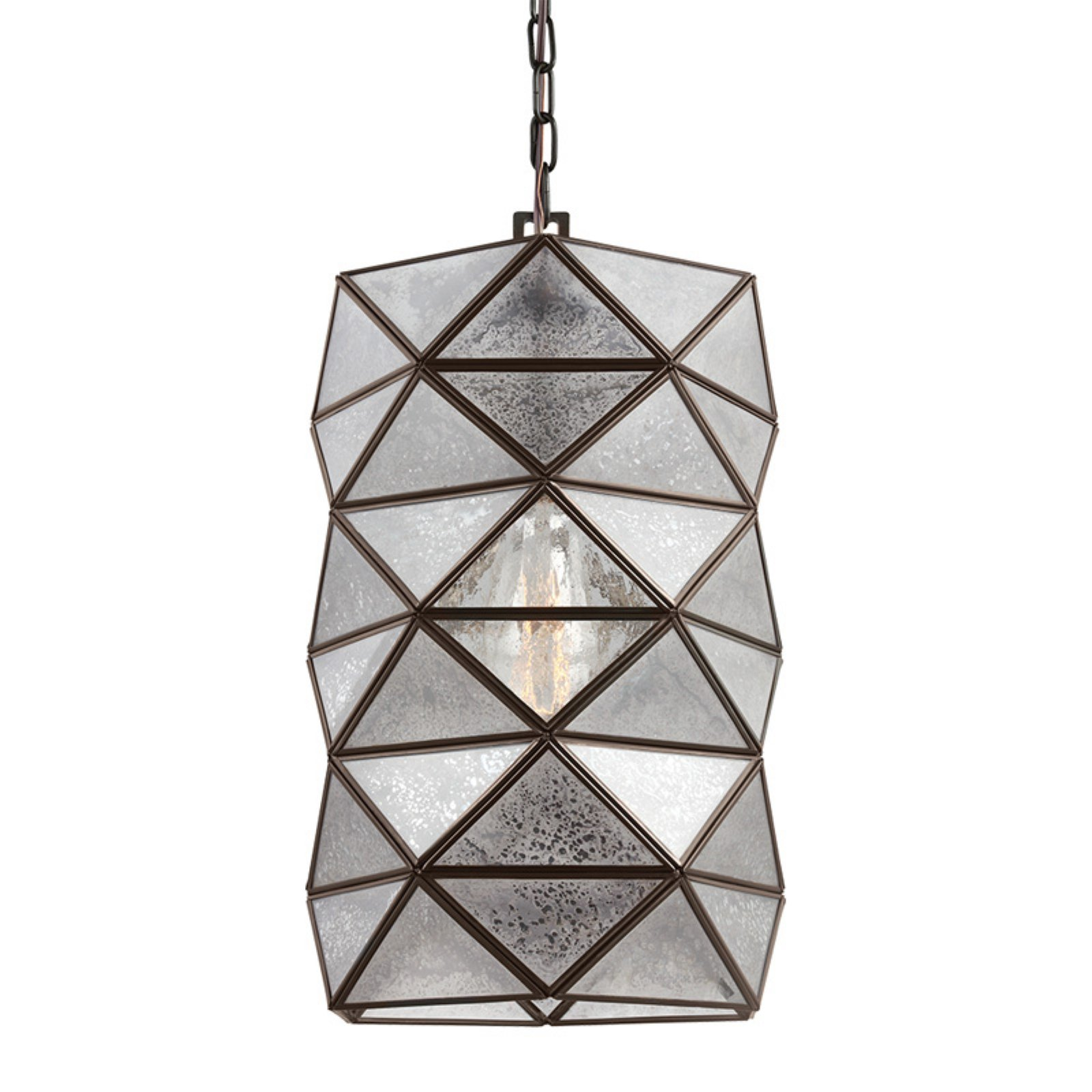 Sea Gull Lighting Harambee 6641401 Large 1-Light Pendant