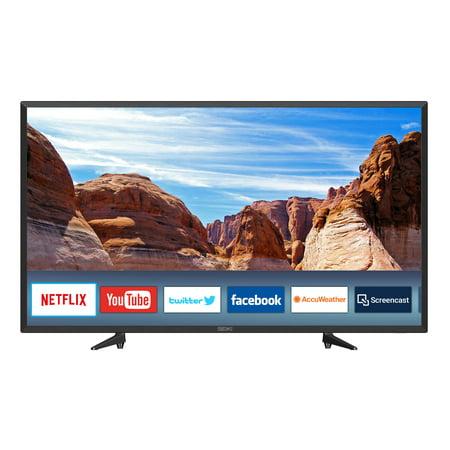 "SEIKI 40"" Class FHD (1080P) Smart LED TV"