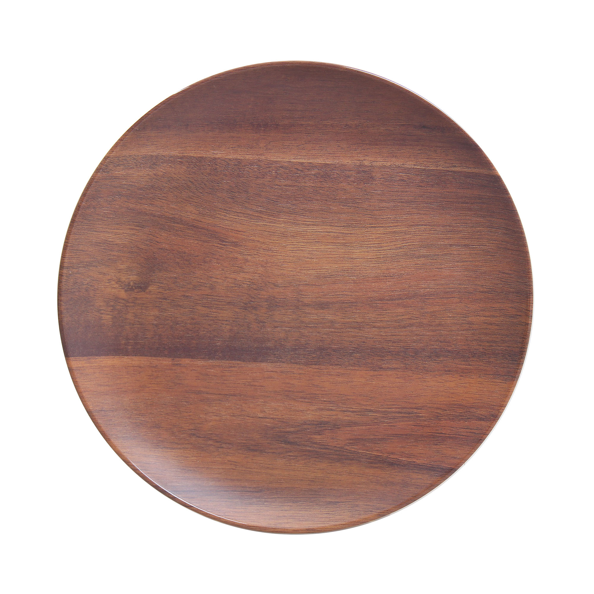 Better Homes & Gardens Acacia Melamine Salad Plate