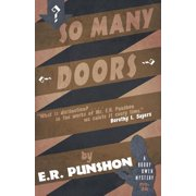 So Many Doors : A Bobby Owen Mystery