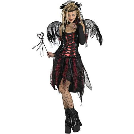 Vamp Fairy Adult Halloween Costume - Vamps 2017 Halloween