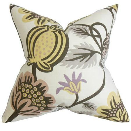The Pillow Collection Quintana Floral Bedding Sham
