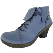 El Naturalista Womens N768 Dome Lace Up Ankle Boot Shoes