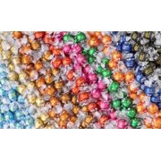 Lindt Lindor Truffles 8-10 Flavor  Flavors Assorted Truffle Box 100 Truffles Total