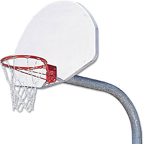 MacGregor Extra-Tough Basketball System with In-Ground Post