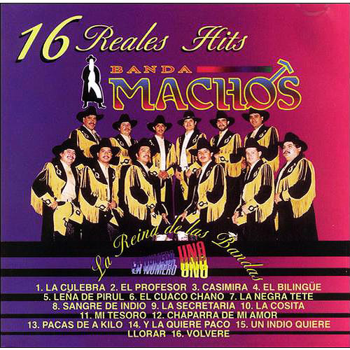 16 REALES HITS by