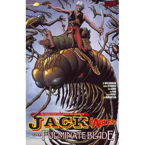 Jack of Fables 8: The Fulminate Blade