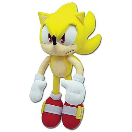 Sonic the Hedgehog Plush-12