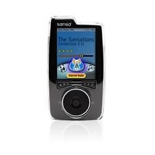 GRIFFIN iCLEAR CASE FOR SANSA CONNECT MP3 PLAYER DURABLE PROTECTION 8131-SNCCLR