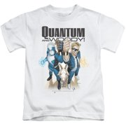 Quantum And Woody Quantum And Woody Little Boys Shirt