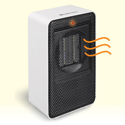 Portable Compact Ceramic Heater