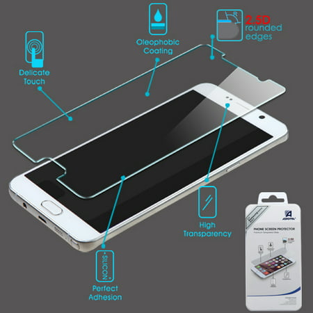 Shatterproof Tempered Glass Screen Protector for Samsung Galaxy Note