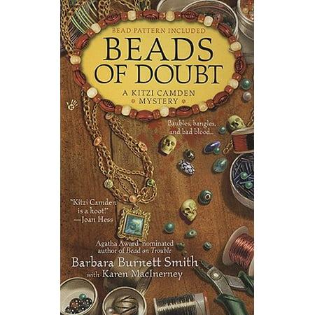 Beads of Doubt (Kitzi Camden Mysteries, No. 2), Smith, Barbara Burnett, MacInerney, Karen (Karen Smith Halloween)