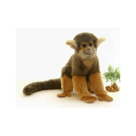 - Hansa Plush Squirrel Monkey, 10
