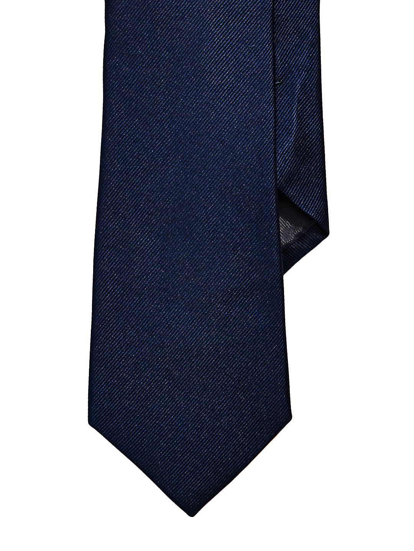 Boy's Solid Silk Tie