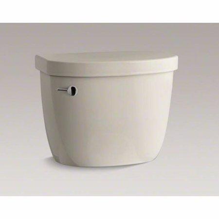 Kh K-4166-G9 Cimarron 1.28 Gpf Toilet Tank Only With Aquapiston Flushing Technology In Sandbar