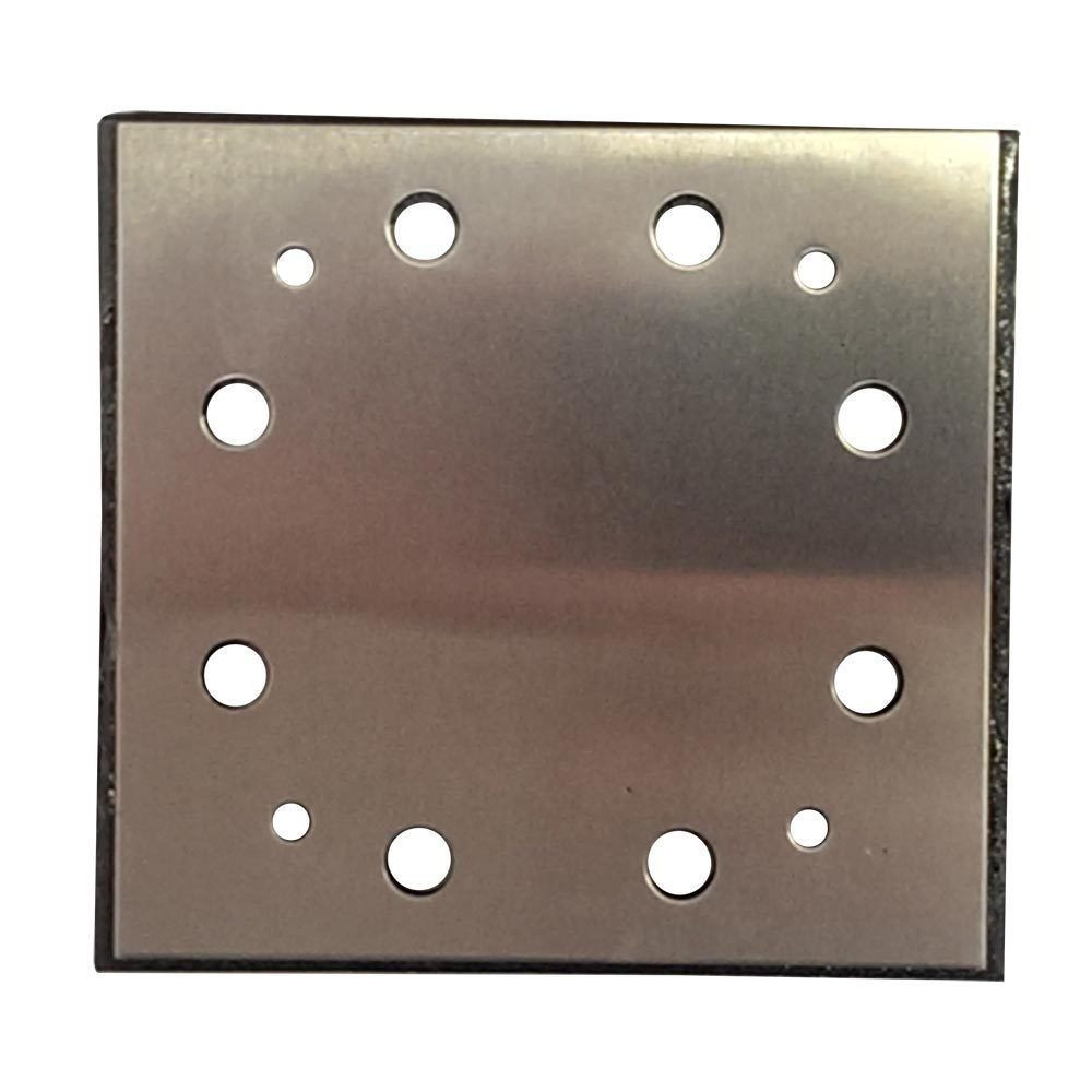 1/4 Sheet Square Replacement Sanding Pad for Porter Cable Sander 340