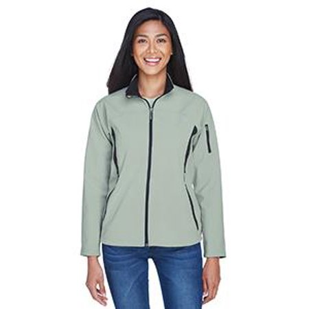 Ash City - North End Ladies' Three-Layer Fleece Bonded Performance Soft Shell - Bi Layer Jacket