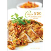 Classic 1000 Calorie Counted Recipes - eBook