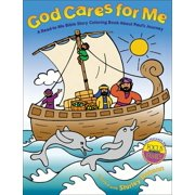 God Cares for Me: A Read-To-Me Bible Story Coloring Book about Paul's Journey (Paperback)