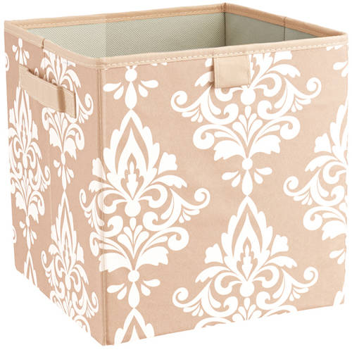 ClosetMaid Premium Storage Bins, French Vanilla by ClosetMaid